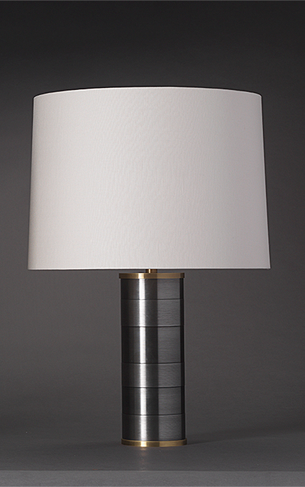 Block Table Lamp